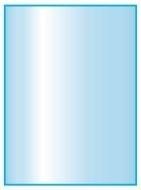 Kachelvloerplaat rechthoek 1000 x 1100 x 6mm