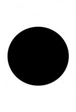 2mm Staal rond - Zwart en Grijs