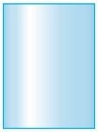 Kachelvloerplaat rechthoek 400 x 1000 x 6