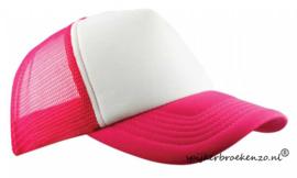 Roze cap