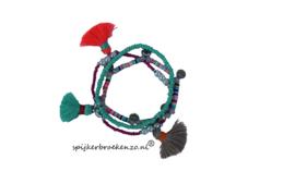 Armband Ibiza turquoise