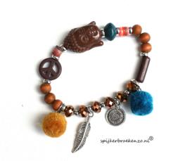 Armband Ibiza Buddha