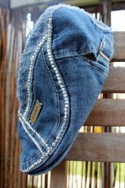 Jeans cap
