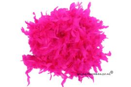 Roze pride boa