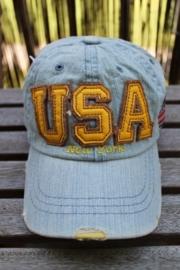 Kinder jeans cap USA