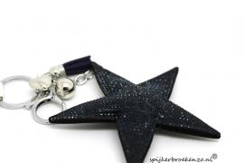 sleutelhanger ster blinker