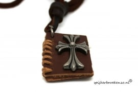 Retro ketting believe