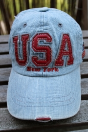 Kinder jeans cap USA