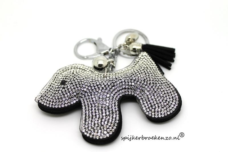 sleutelhanger hond blinker