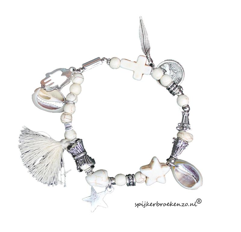 Armband kraal Ibiza