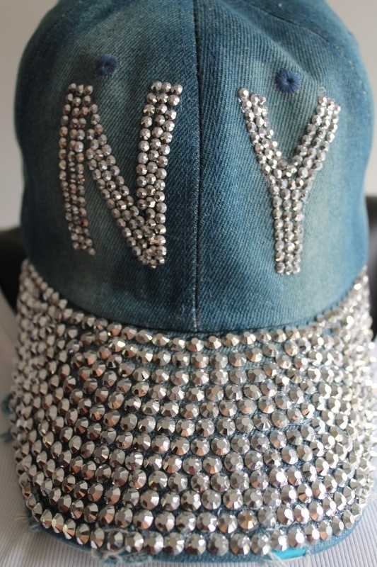 Jeans cap New York