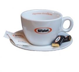 Bristot Latte kop en schotel