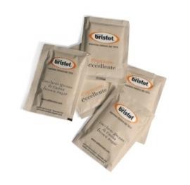 Bristot bruine suikerzakjes bij de koffie 5 gram