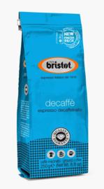 Bristot Diamante Decaffeinato gemalen koffie