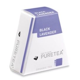 Pure Tea Black Lavender 18 st.