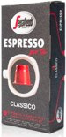 Segafredo Classico Nespresso Capsules 10 stuks