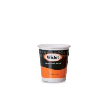Bristot Espresso Take Away 50 stuks