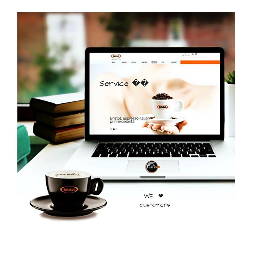 Koffie-Service
