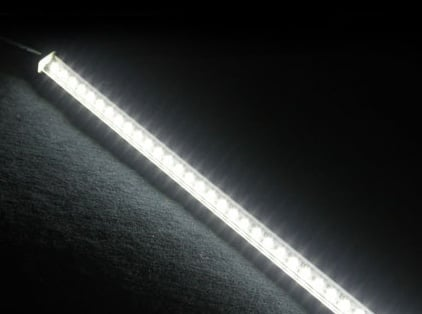 JMB Aqua Led - All White / Geheel Wit