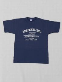 T Shirt Kind Donker Blauw