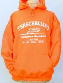 Sweater Volw. Oranje