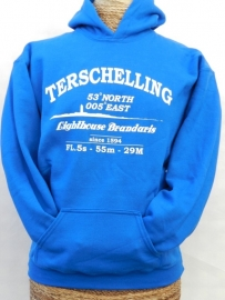 Sweater Kind Kobalt Blauw