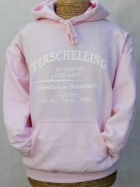 Sweater Volw. Licht Rose