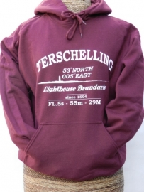 Sweater Volw. Cranberry Bordeaux