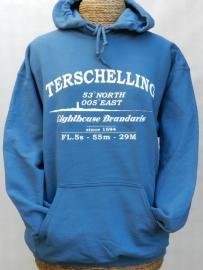 Sweater Volw. Denim Grijs-Blauw