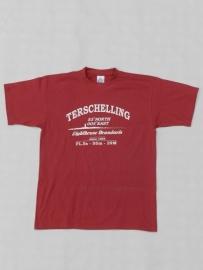 T Shirt Kind Brandweer Rood