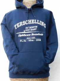 Sweater Volw. Donker Blauw