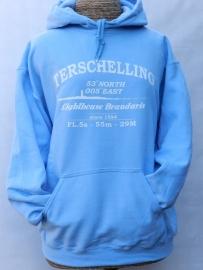 Sweater Volw. Licht Blauw