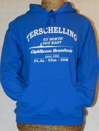 Sweater Volw. Kobalt Blauw