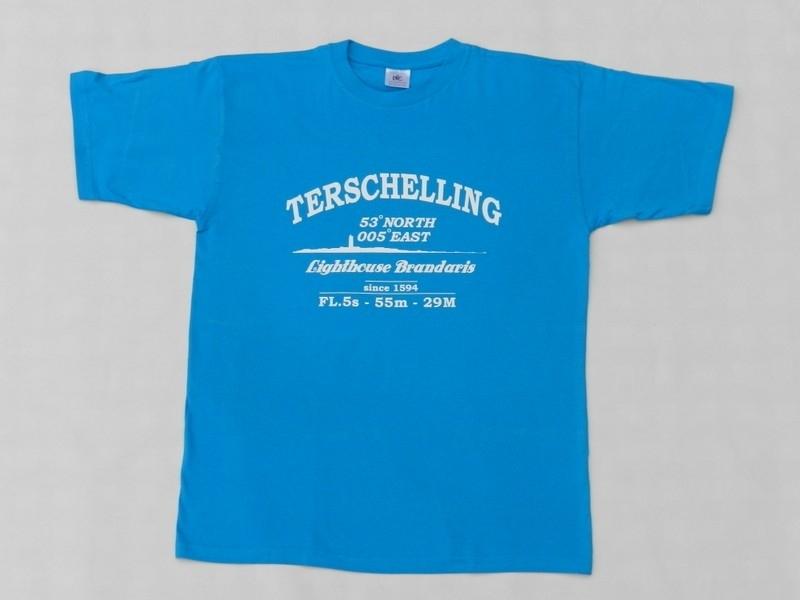 T-Shirts Baby-Peuter Baby Blauw