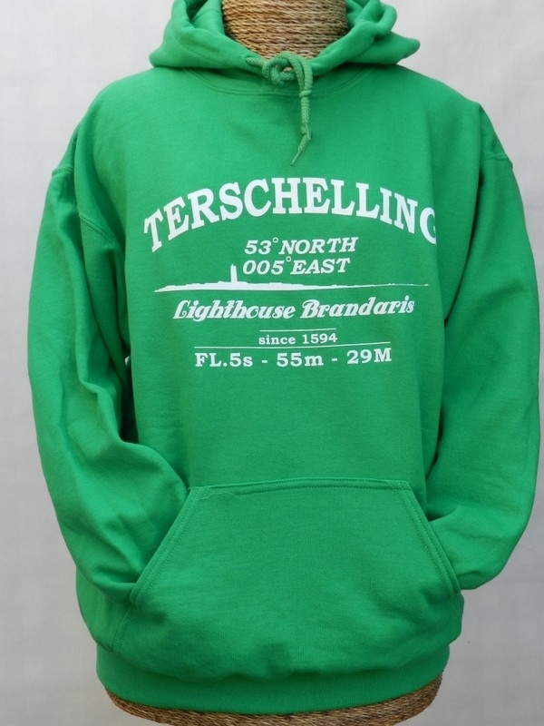 Sweater Volw. Hard Groen