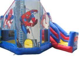 Springkasteel Multiplay Spiderman