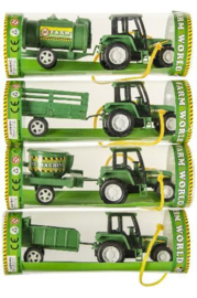 2486 - Tractor in tube