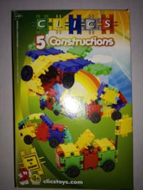 Clics 5 Constructions CA 104