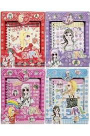 0371 - Notebook Teen Girl