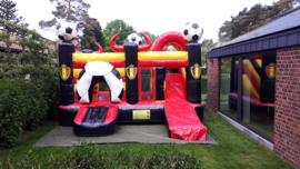 Springkasteel Multiplay DUIVELS