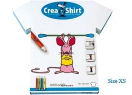 0022 - CreaShirt Muis