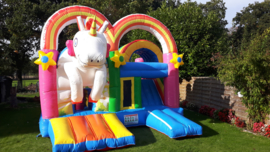 Springkasteel Multiplay Unicorn