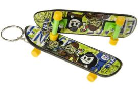 8002 - Sleutelhanger skateboard
