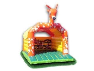 Springkasteel Bambi