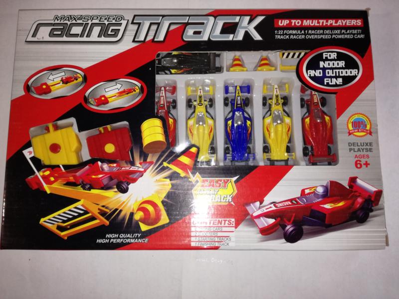 3422 - Racing track