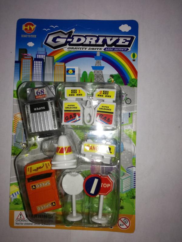 2497 - Trafic cars