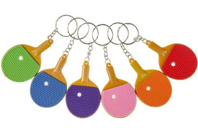 9962 - Sleutelhanger pingpong