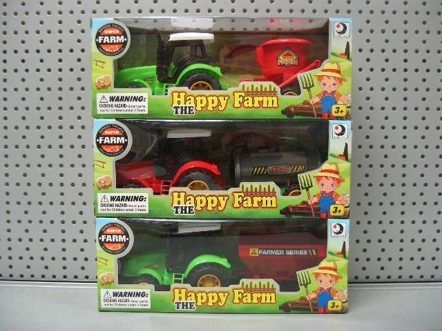 3426 - Happy Farm Truck