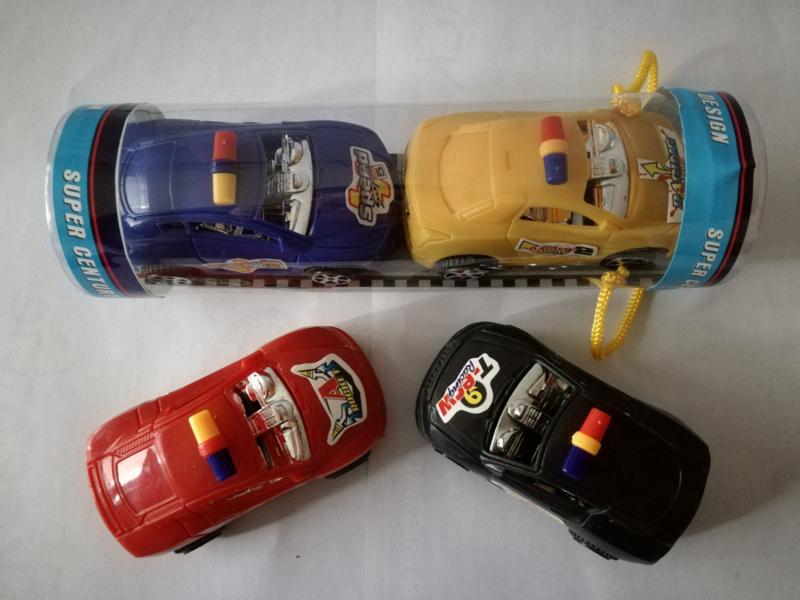 0106 -Politieauto's in koker