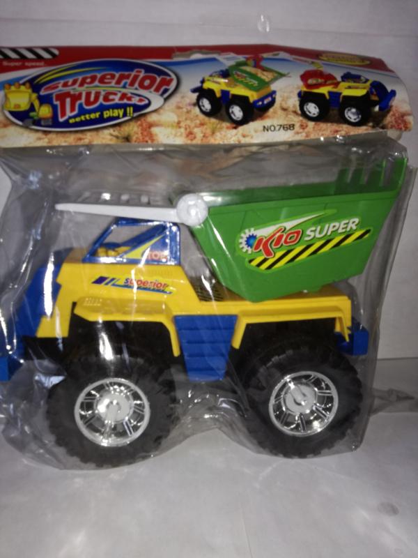 7683 - Superior truck